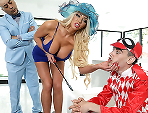 ZZ Kenfucky Derby Featuring Nicolette Shea and Jordi El Niño Polla - Real Become man Stories HD