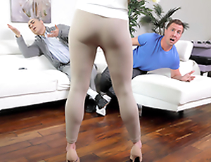 Help Me Away - Naked MILF Cory Chase In transmitted to porn scene