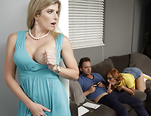 The Headway Getter - Mere MILF Cory Hunting In the porn scene